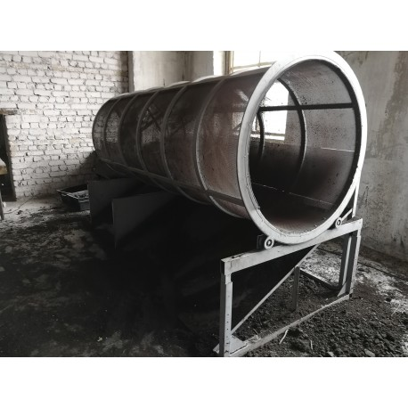 Барабанный сепаратор 3х метровый